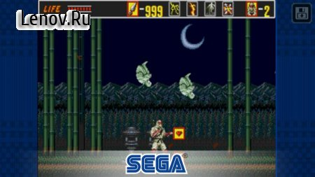 The Revenge of Shinobi Classic v 2.0.0 Мод (Unlocked)