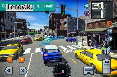 Car Driving School Simulator v 2.15 Мод (Money/Unlock)