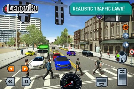 Car Driving School Simulator v 2.13 Мод (Money/Unlock)