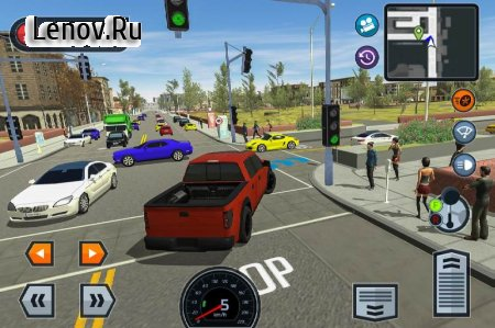 Car Driving School Simulator v 2.7 Мод (Money/Unlock)