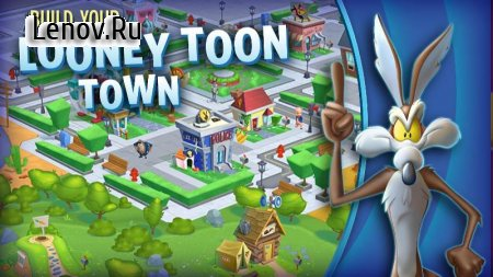 Looney Tunes World of Mayhem v 14.1.0 Мод (Dump Enemy/High Damage)