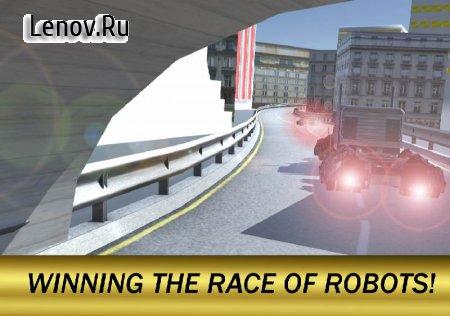 Cyborg Robot car futurism v 1.0 (Full)