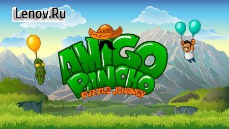 Amigo Pancho 2: Puzzle Journey v 1.18.1 Мод (много денег)