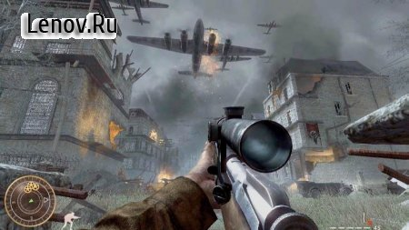 Assault of Armageddon (Call of Duty:WWII) v 1.0