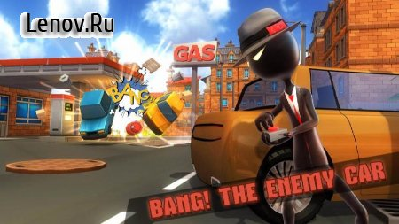 Shadow Mafia Gangster Fight v 1.2 Мод (Unlocked)