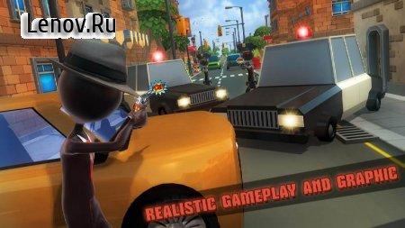 Shadow Mafia Gangster Fight v 1.2 Мод (Unlocked)