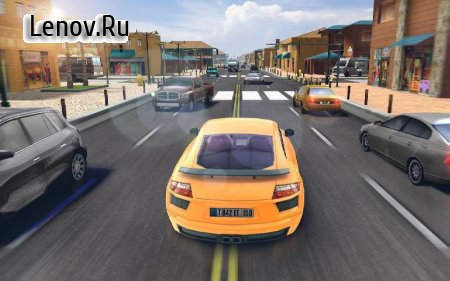 Traffic Xtreme 3D: Fast Car Racing & Highway Speed v 1.00 (Mod Money)