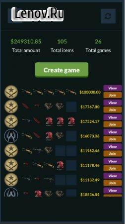 Case Upgrader v 1.24 Мод (много денег)