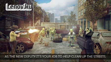 Last Hope Sniper - Zombie War v 1.55 (Mod Money)