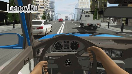 Racing in Car 2 v 1.0 Мод (много денег)