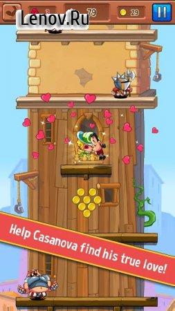 Casanova Knight v 1.6 (Mod Money)