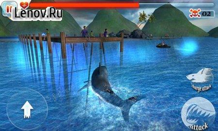 Scary Shark Evolution 3D v 1.2
