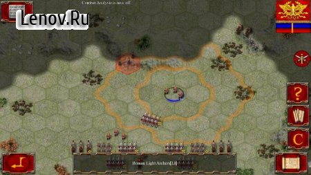 Ancient Battle: Rome v 2.4.2 Мод (Unlocked)