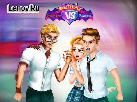 Secret High 4: Love Triangle v 1.1 Мод (Unlocked)