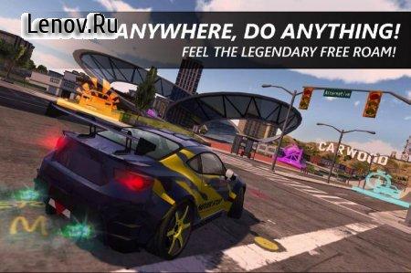 Speed Legends - Open World Racing (обновлено v 2.0.1) Мод (Increased Challenge Rewards)