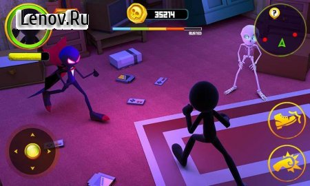 Haunted Hotel Shadow Escape 3D v 1.2 (Mod Money)
