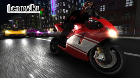 Racing Fever: Moto v 1.64.0 (Mod Money)