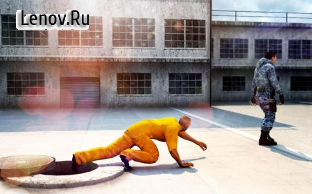 Survival Prison Escape v2: Free Action Game (обновлено v 1.0.9) Мод (Unlocked)