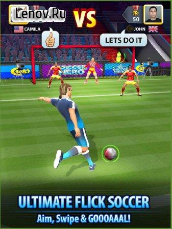 Soccer! Hero v 1.1.3 (Mod Money)