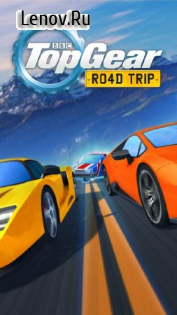Top Gear: Road Trip v 0.9.178 Мод (Free shopping)