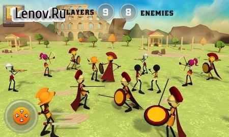 Battle of Rome : War Simulator v 1.5 (Mod Money)