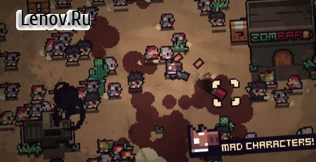Super Zombies Again v 1.0d Мод (Ads-free)