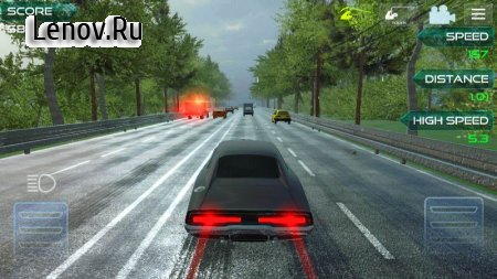 Highway Asphalt Racing : Traffic Nitro Racing v 0.04 (Mod Money)