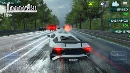 Highway Asphalt Racing : Traffic Nitro Racing v 0.04 (Mod Money)