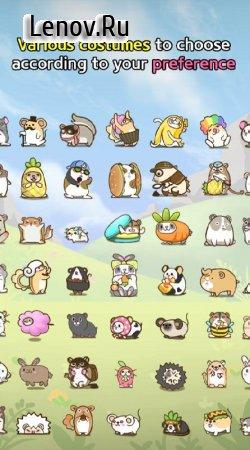 Rolling Mouse - Hamster Clicker v 1.8.3 (Mod Money)