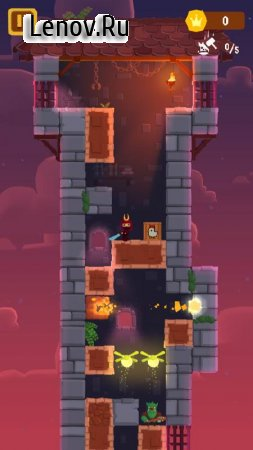Once Upon a Tower v 11 Мод (Unlocked)