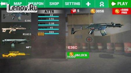 Critical Strike Shoot Fire (обновлено v 1.4) Мод (много денег)