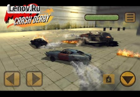 Mad Car Crash Derby Extreme Racing v 1.17