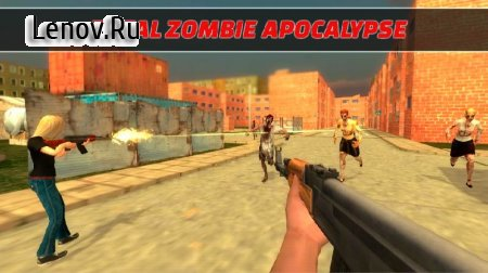 Zombie Raiders Survival (обновлено v 1.3.1) Мод (Unlocked)