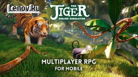 The Tiger v 1.6.5 (Mod Money)
