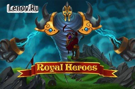 Royal Heroes v 1.951 (Mod Money)