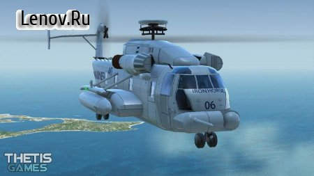SimCopter Helicopter Simulator HD v 1.0.1 Mod (Unlocked)