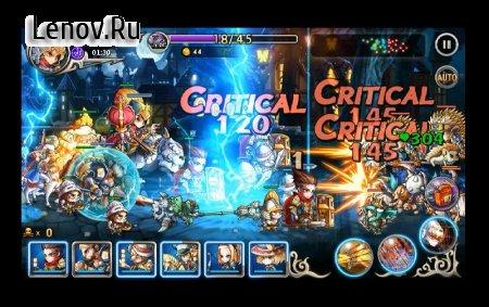 Mystic Heroes v 1.0.20 Мод (x1000+ ATTACK/DEFENSE/CRITICAL)