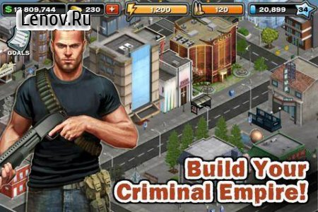 Crime City (Action RPG) v 8.1.0