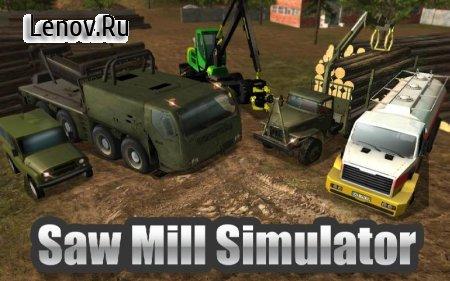 Sawmill Driver Simulator 3D v 1.06 (Mod Money/Unlocked)
