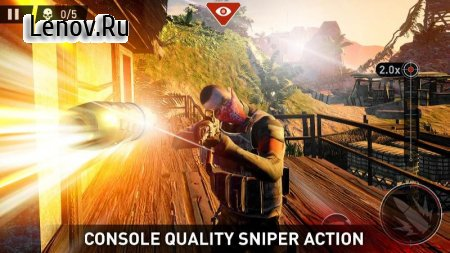 Sniper: Ghost Warrior v 1.1.3 Мод (много денег)