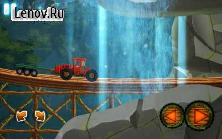Forest Truck Simulator: Offroad & Log Truck Games v 3.58 (Mod Money)