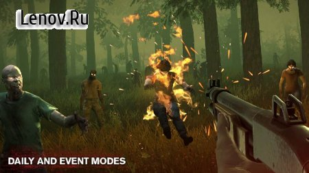 Into the Dead 2: Zombie Survival v 1.36.1 (Mod Money/Ammo)