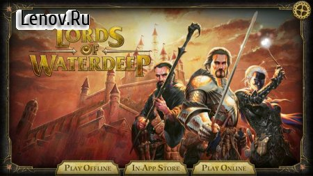 D&D Lords of Waterdeep v 2.0.5 Мод (Unlocked)
