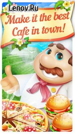 Happy Cafe (обновлено v 1.3.4) (Mod Money)