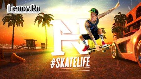 Nyjah Huston: #Skatelife v 1.6.4 (Mod Money)