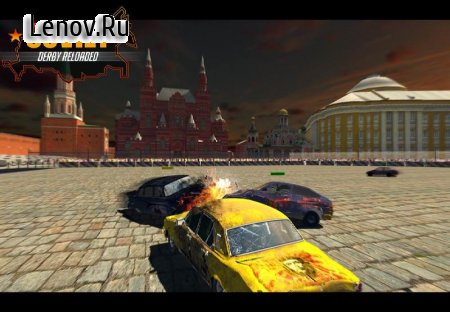 Soviet Car Crash Derby Racing v 1.03