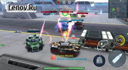 Mad Tank v 17.01.01 Mod (Increase Coin & Gem)