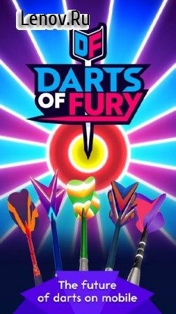 Darts of Fury (обновлено v 1.1.0403.1100) Мод (Unlocked)