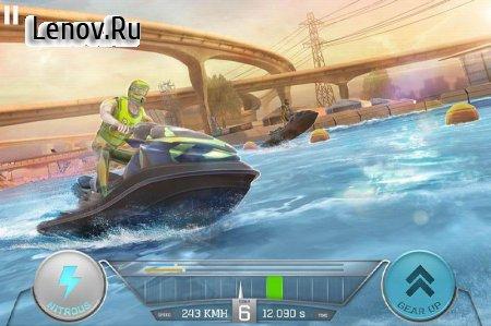 Boat Racing 3D: Jetski Driver & Water Simulator v 1.00 (Mod Money)