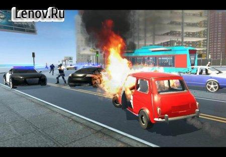 Extreme Driver Grand City Sandbox Game v 1.15